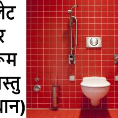 बाथरूम और टॉयलेट