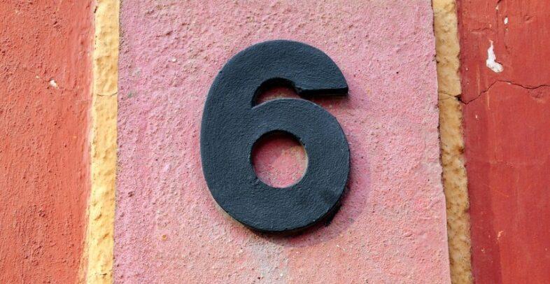 numerology-6